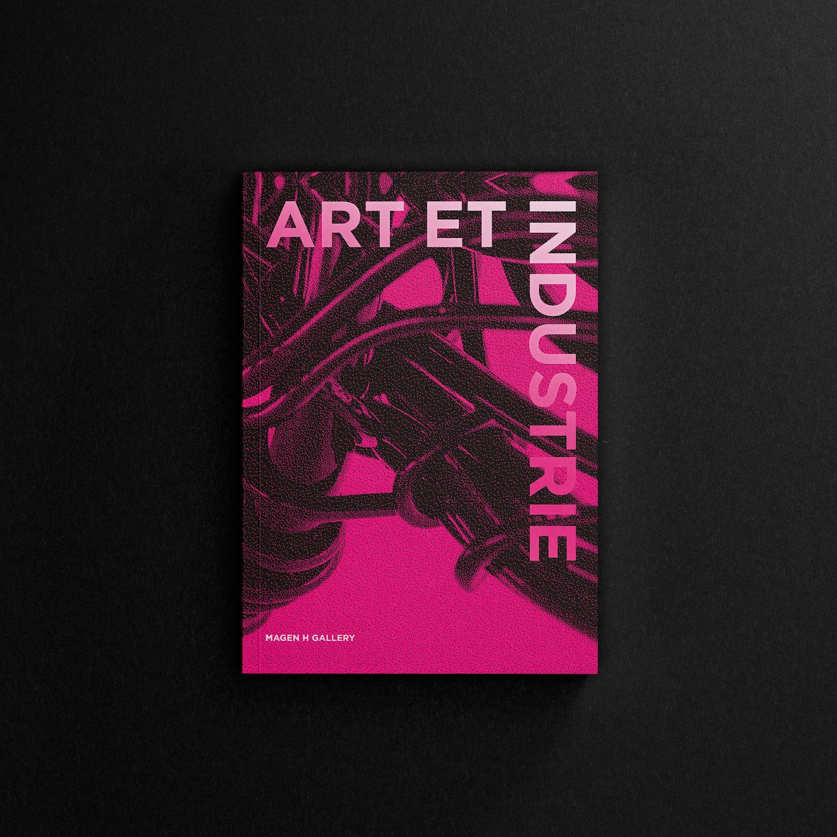 mock up design art et industrie