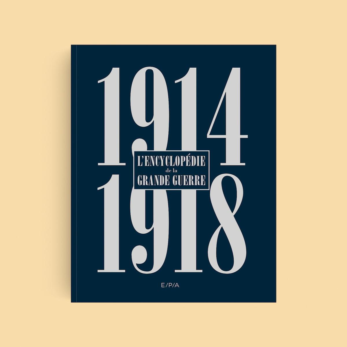 page couverture livre 1914 1918 2