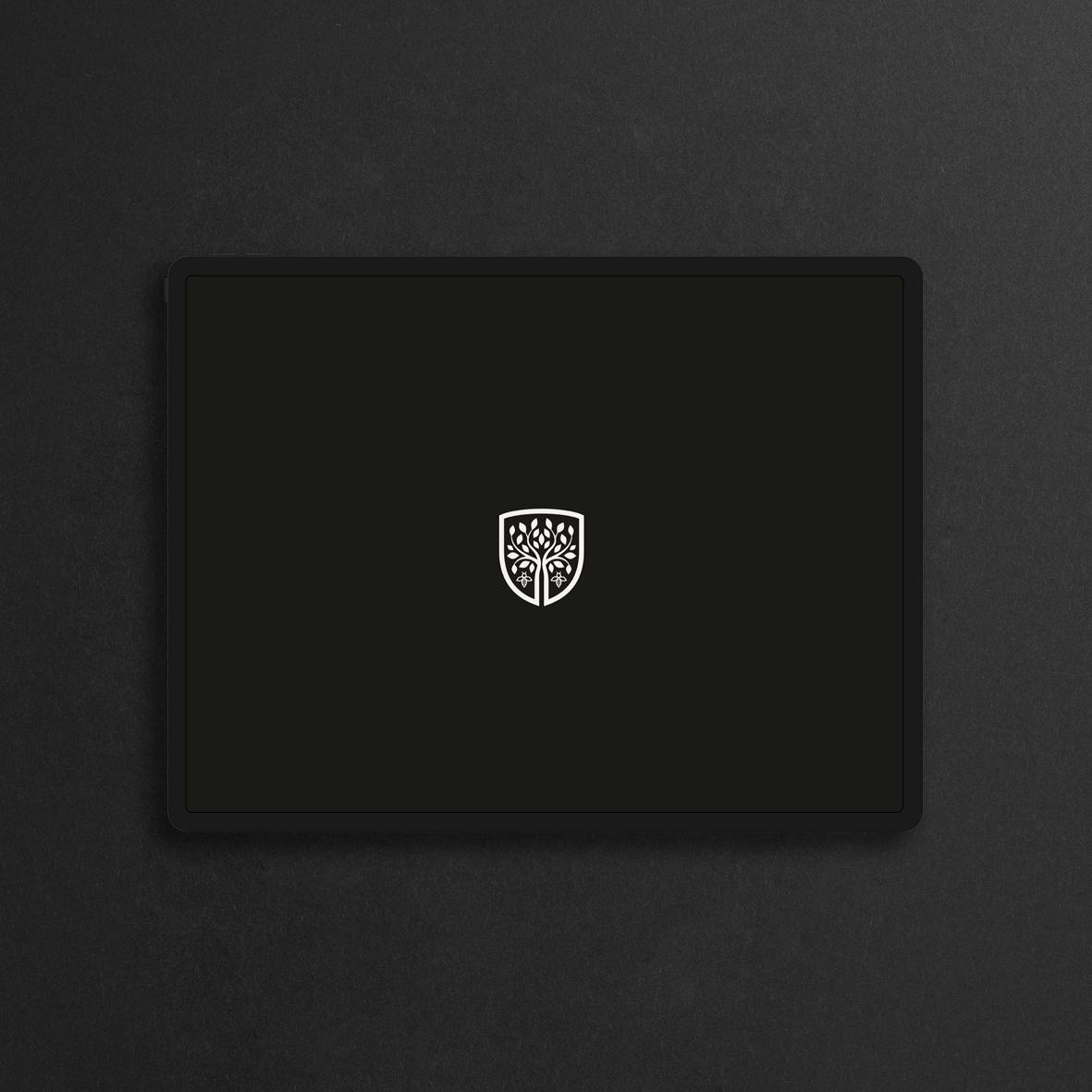 Design UI et UX du site de The Trusted Agency